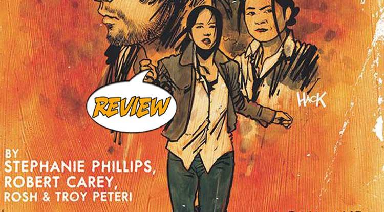 Red Atlantis #1 Review