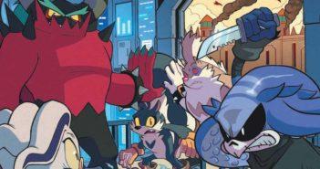 Sonic the Hedgehog Bad Guys #3