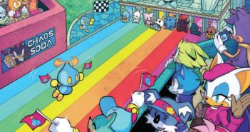 Sonic the Hedgehog #35