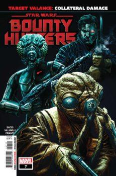Star Wars Bounty Hunters #7