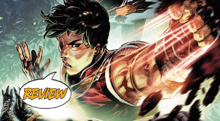 Shang-Chi #3 Review