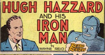 Crash Comics #1 Review