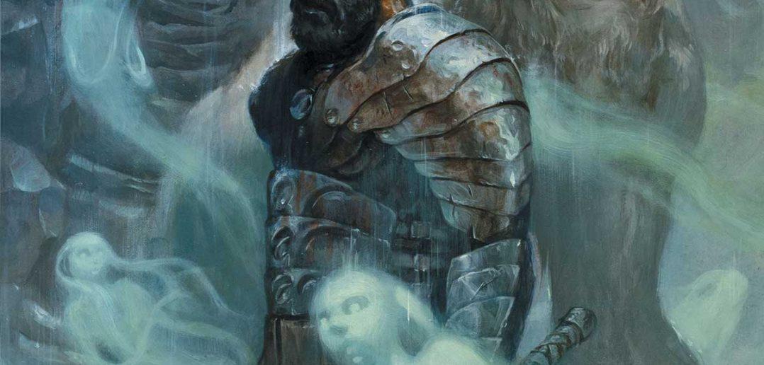 The Last God #10