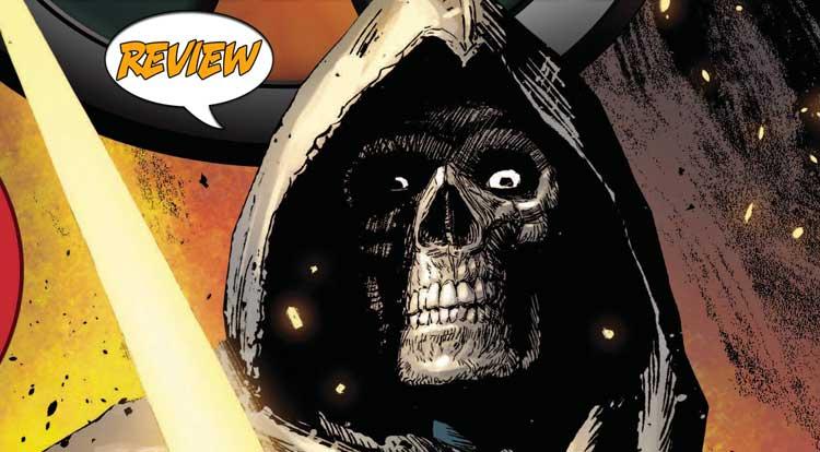 Taskmaster #1 Review