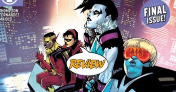 Teen Titans #47 Review
