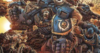 Warhammer 40000 marneus calgar #2
