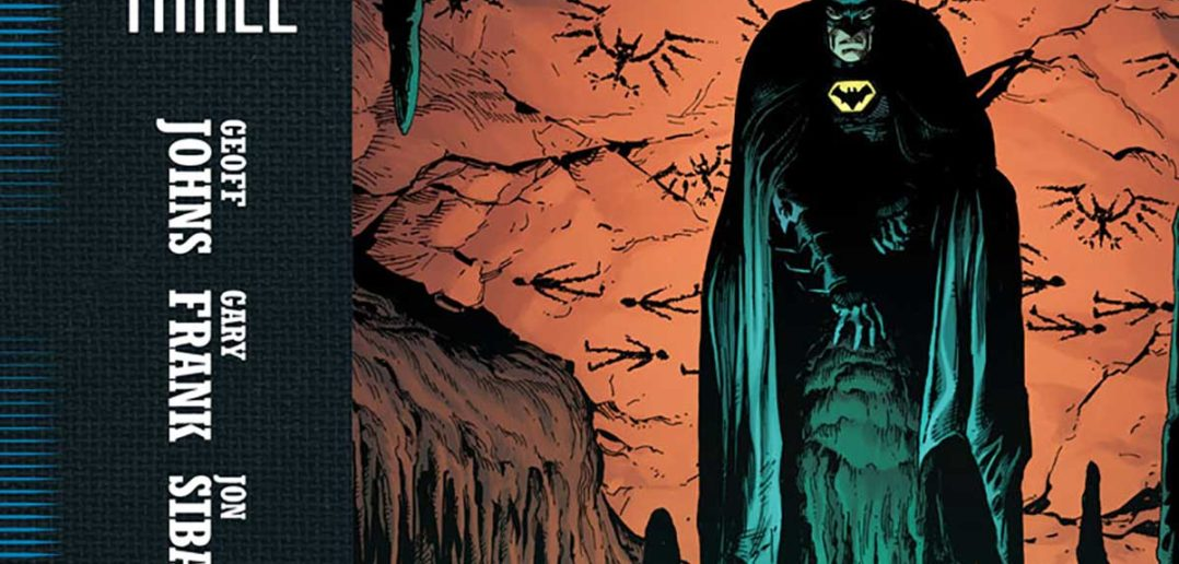 Batman: Earth One Volume Three