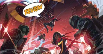 Champions #2 Review