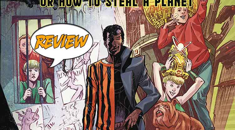 Heist or How To Steal A Planet #8