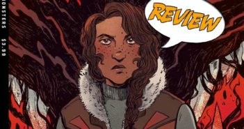 I Walk With Monsters #1 Review
