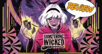 Sabrina Something Wicked #4 Review