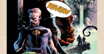 Seven to Eternity #14 Review