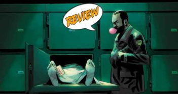 Something is killing the children #12 Review