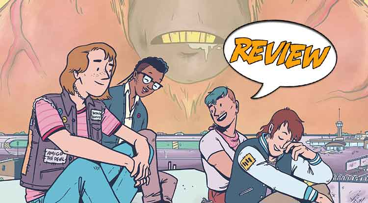 Terminal Punks #1 Review