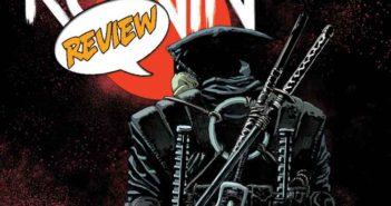 Teenage Mutant Ninja Turtles: The Last Ronin #1 Review