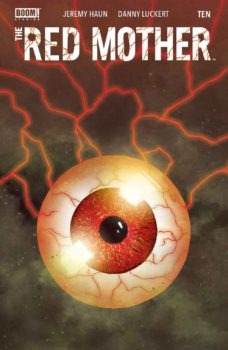 The Red Mother #10 Review