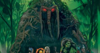 Avengers Curse of the Man-Thing