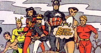 All-Winners Comics #19 Review