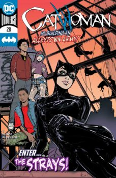 Catwoman #28