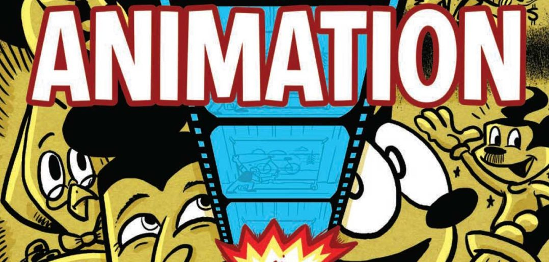 Comic Book History of Animation #1