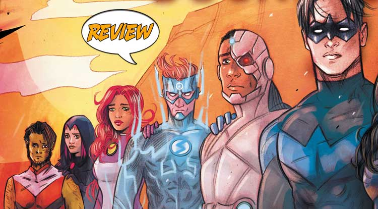 Last Stories of the DC Universe Review