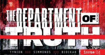 Department of Truth #4 Review
