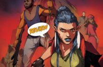 Dryad #7 Review