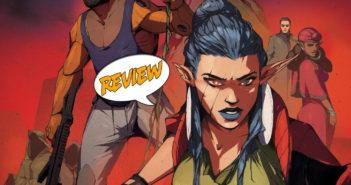 Dryad #7 Review