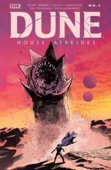 Dune House Atreides #3