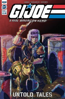 G.I. JOE: A Real American Hero #277