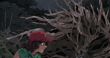 Goosebumps: Secret of the Swamp #3
