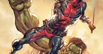 Deadpool Variant Covers