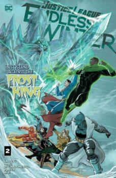 Justice League Endless Winter #2