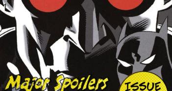 Major Spoilers Comic Book Pocast