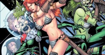 Mars Attacks Red Sonja #5