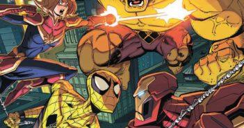 Marvel Action Avengers #12