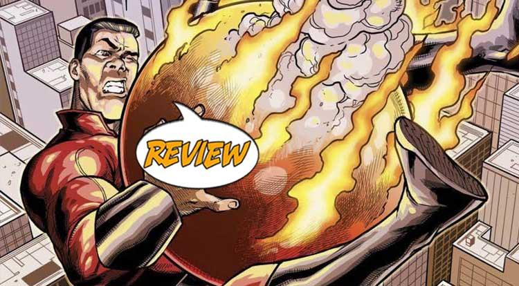 Penultiman #3 Review