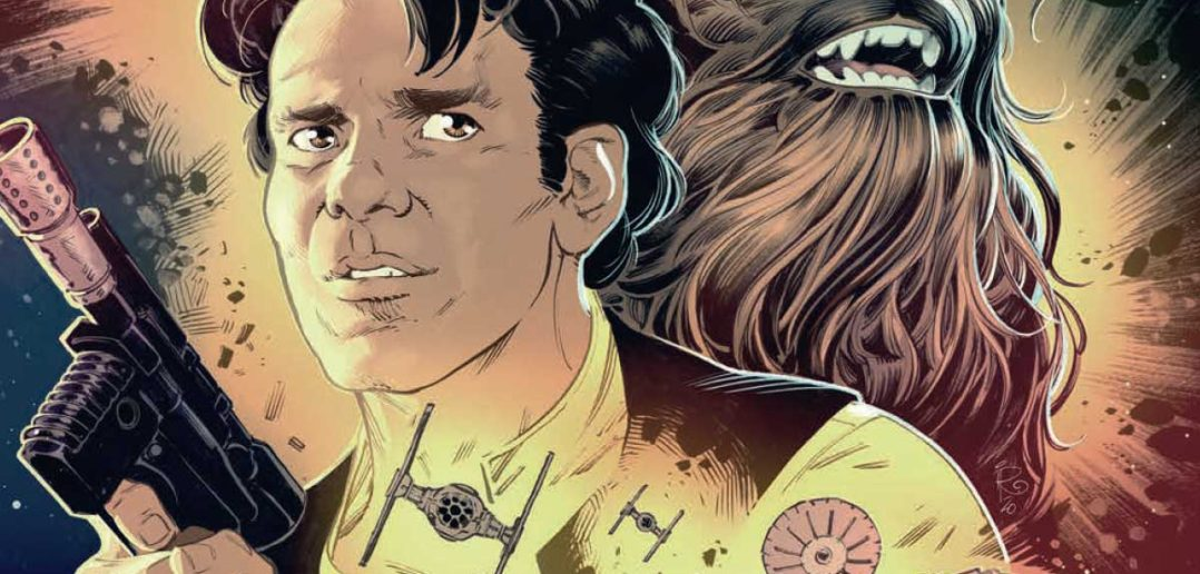 Star Wars Adventures Smuggler's Run #1