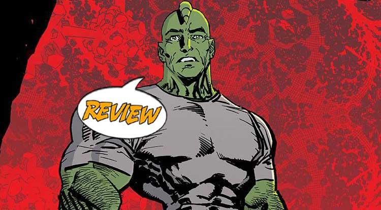 Savage Dragon #255 Review