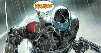 Snake-Eyes: Deadgame #3 Reviw