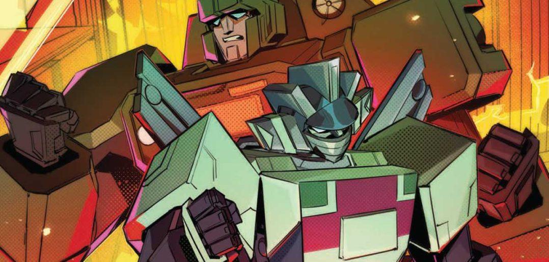 Transformers Escape #1
