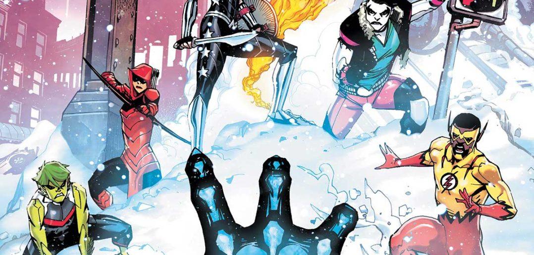 Teen Titans Endless Winter #1