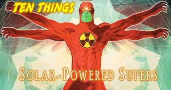 Solar Powered Supers
