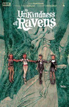 Unkindness of Ravens #4