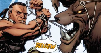 Werewolf By Night #3 Review
