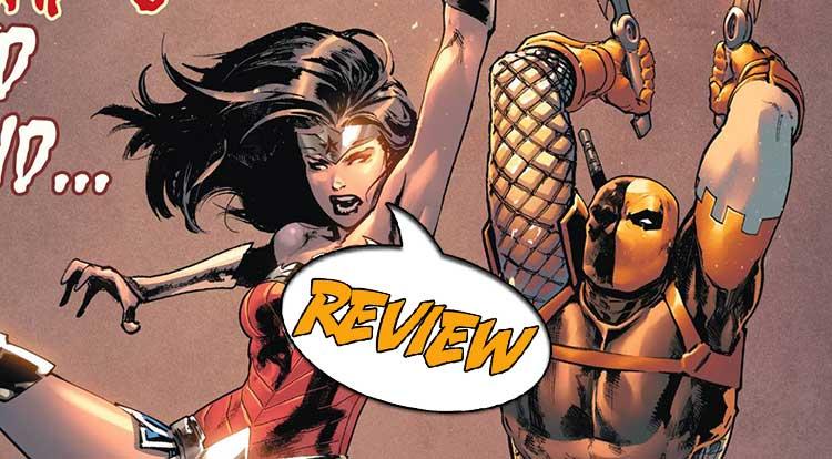 Wonder Woman #768 Review