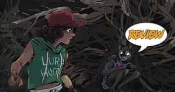 Goosebumps: Secrets of the Swamp #3 Review