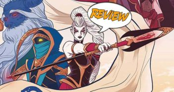 Sera and the Royal Stars #10 Review