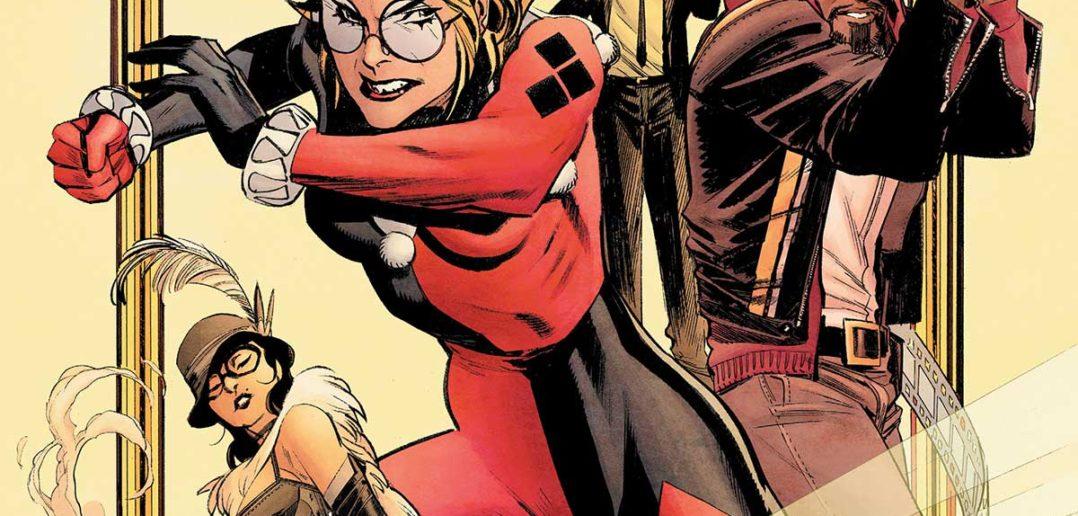Batman White Knight Presents Harley Quinn #4