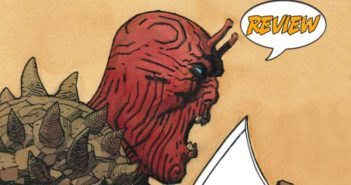 Barbalien: Red Planet #3 Review
